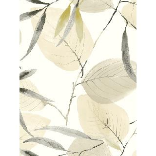 Seabrook CB91407 C ROBINSON-CARL ROBINSON 9 ROMANTIQUE Ivory Wallpaper in Neutrals