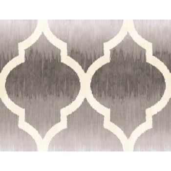 Seabrook MT80400 SEABROOK DESIGNS-MONTAGE CATAMOUNT OGEE Wallpaper in Neutrals