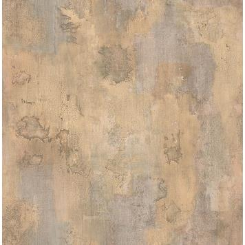 Seabrook MT81802 SEABROOK DESIGNS-MONTAGE TELLURIDE TEXTURE Wallpaper in Gray/ Metallic Gold