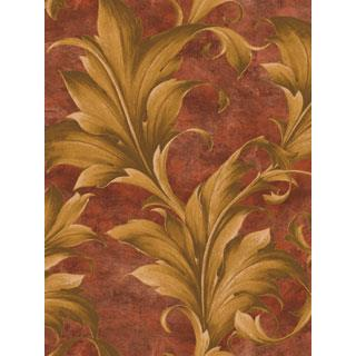 Seabrook Designs SA50004 SALINA Wallpaper in Brown