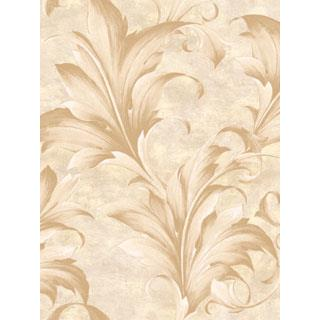 Seabrook Designs SA50006 SALINA Wallpaper in Neutral