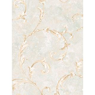 Seabrook Designs SA50302 SALINA Wallpaper in Brown