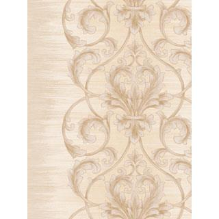 Seabrook Designs SA50806 SALINA Wallpaper in White
