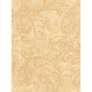 Seabrook Designs SA51007 SALINA Wallpaper in Metallic