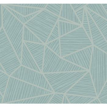 Seabrook Wallpaper TE11304 Collins & Company Wallpaper in Gray / Green