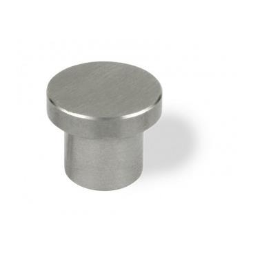 Siro Designs 44-380 2279-18mm Knob In Fine Brushed Stainless Steel