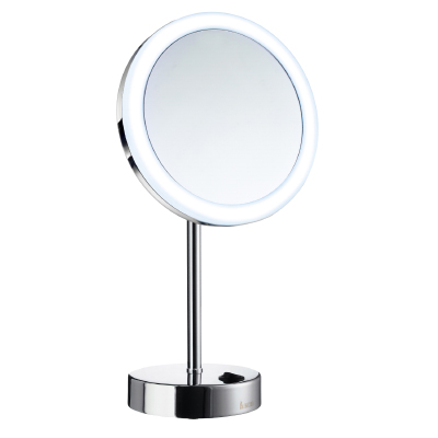Smedbo FK484EP LED battery operated  Make-up mirror