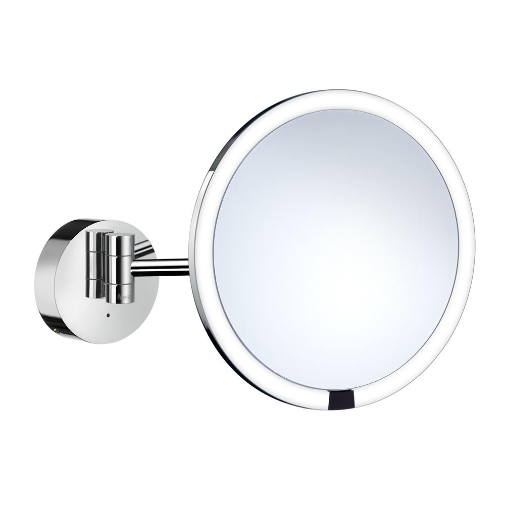 Smedbo FK487EP OUTLINE SHAVING/MAKE-UP MIRROR WITH LED TECHNOLOGY