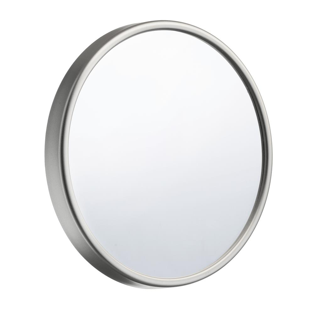 "Smedbo FS622 OUTLINE 5"" BRUSHED CHROME12X MAGNIFICATION MIRROR"