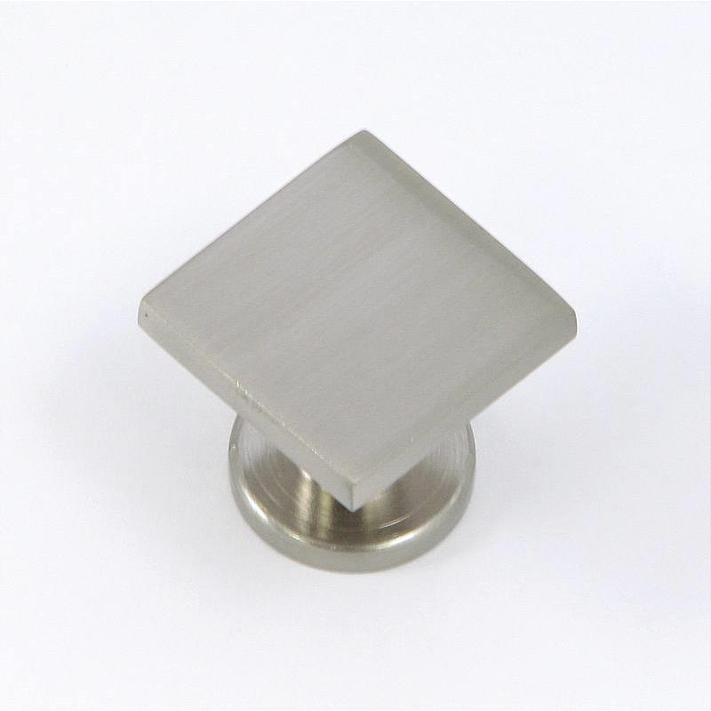 Stone Mill Hardware CP4416-SN Satin Nickel SoHo Cabinet Knob in Satin Nickel