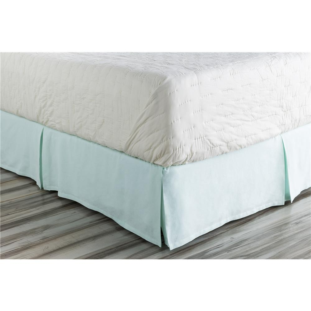 Surya ANN7000-CSKT Anniston CA King Bed Skirt