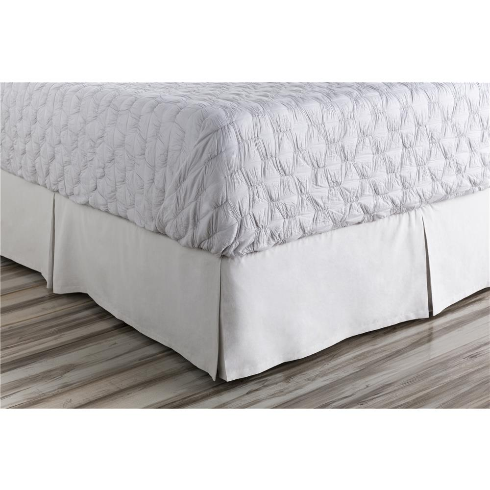 Surya ANN7001-FSKT Anniston Full Bed Skirt