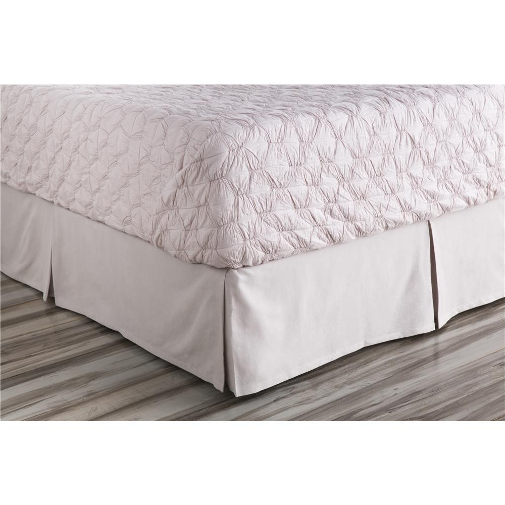 Surya ANN7002-FSKT Anniston Full Bed Skirt