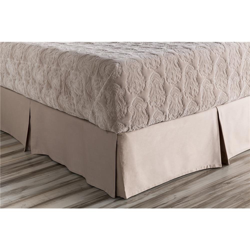 Surya GRF1002-TSKT Griffin Twin Bed Skirt