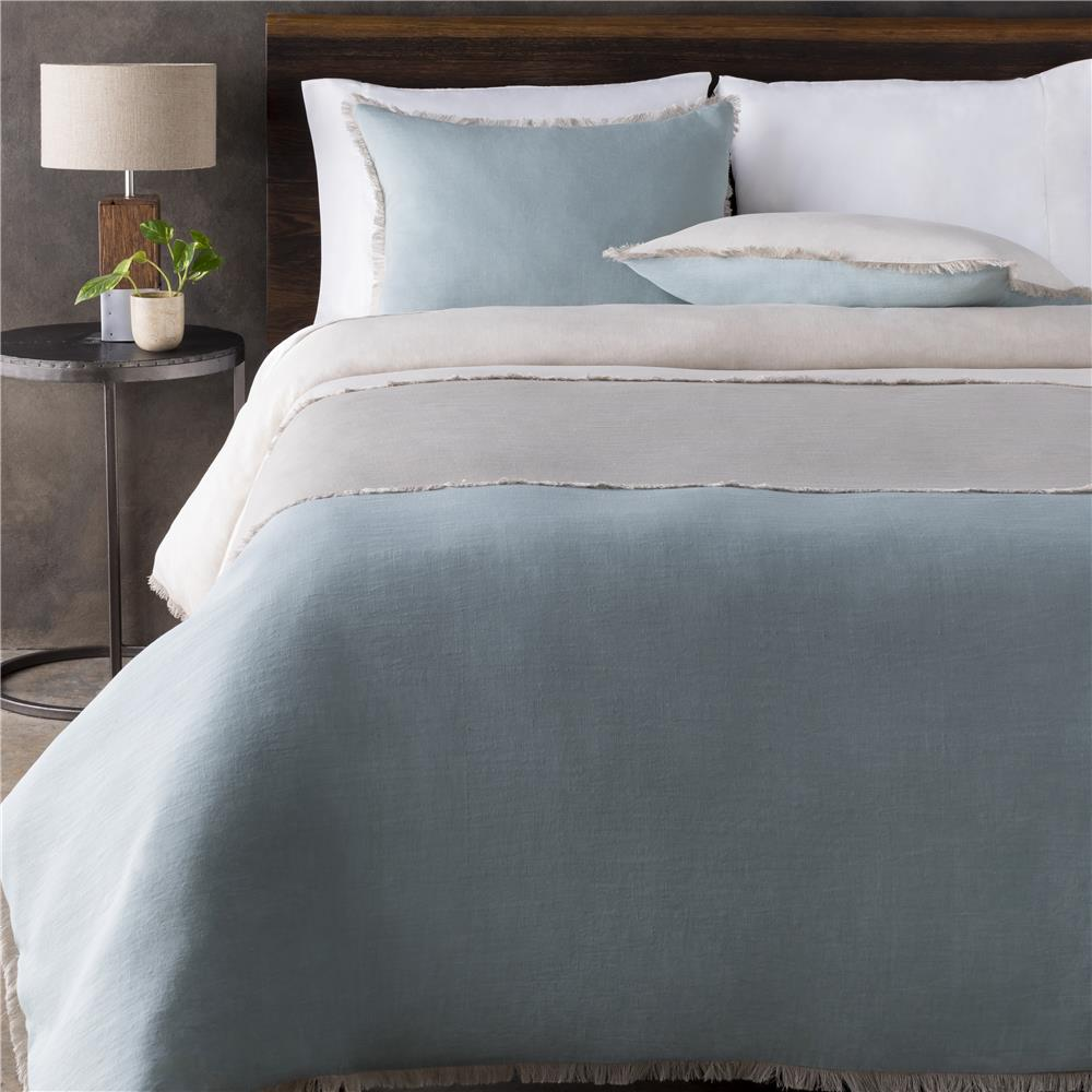 Surya KTL1002-FQSET Knightley Full / Queen Linen Set