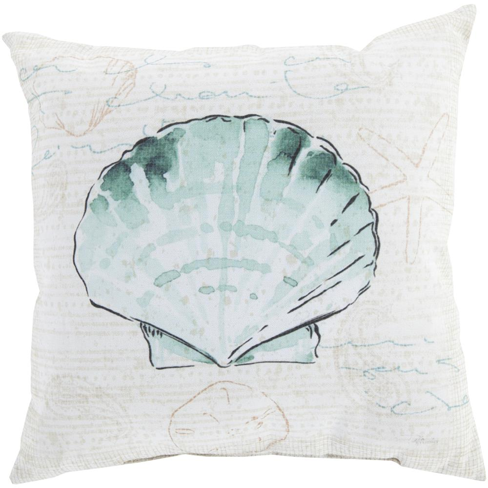 Surya RG131-2626 Rain 26 x 26 x 5 Throw Pillow