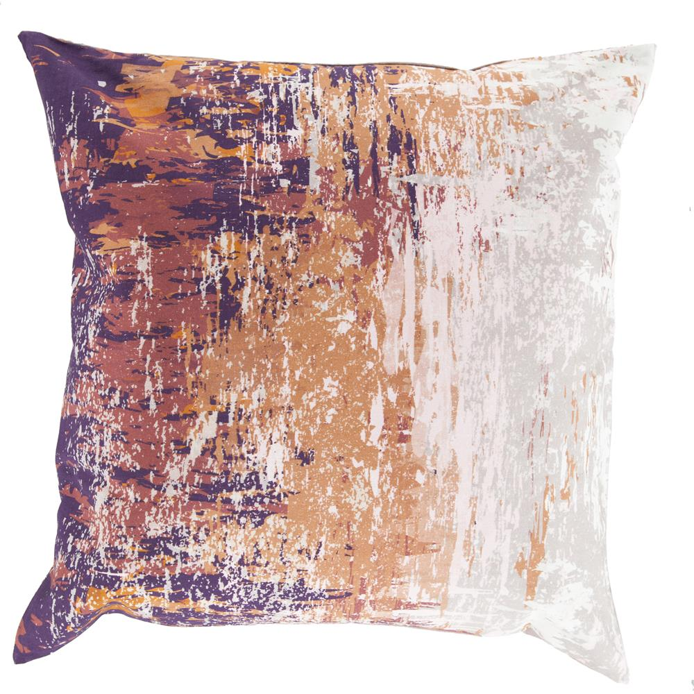 Surya SY046-2020P Serenade 20 x 20 x 4 Throw Pillow
