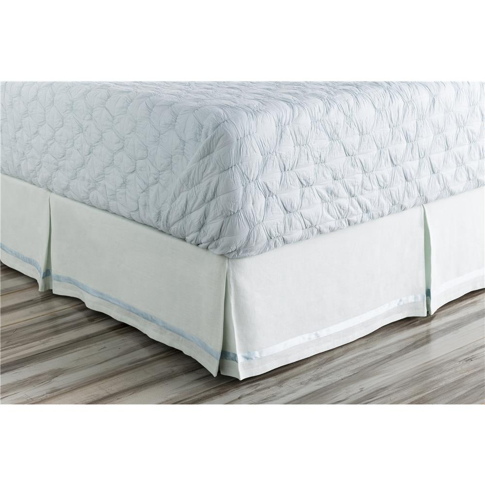 Surya VER6000-FSKT Versaille Full Bed Skirt