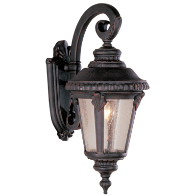 Trans Globe Lighting 5043 RT 1 Light Coach Lantern in Rust