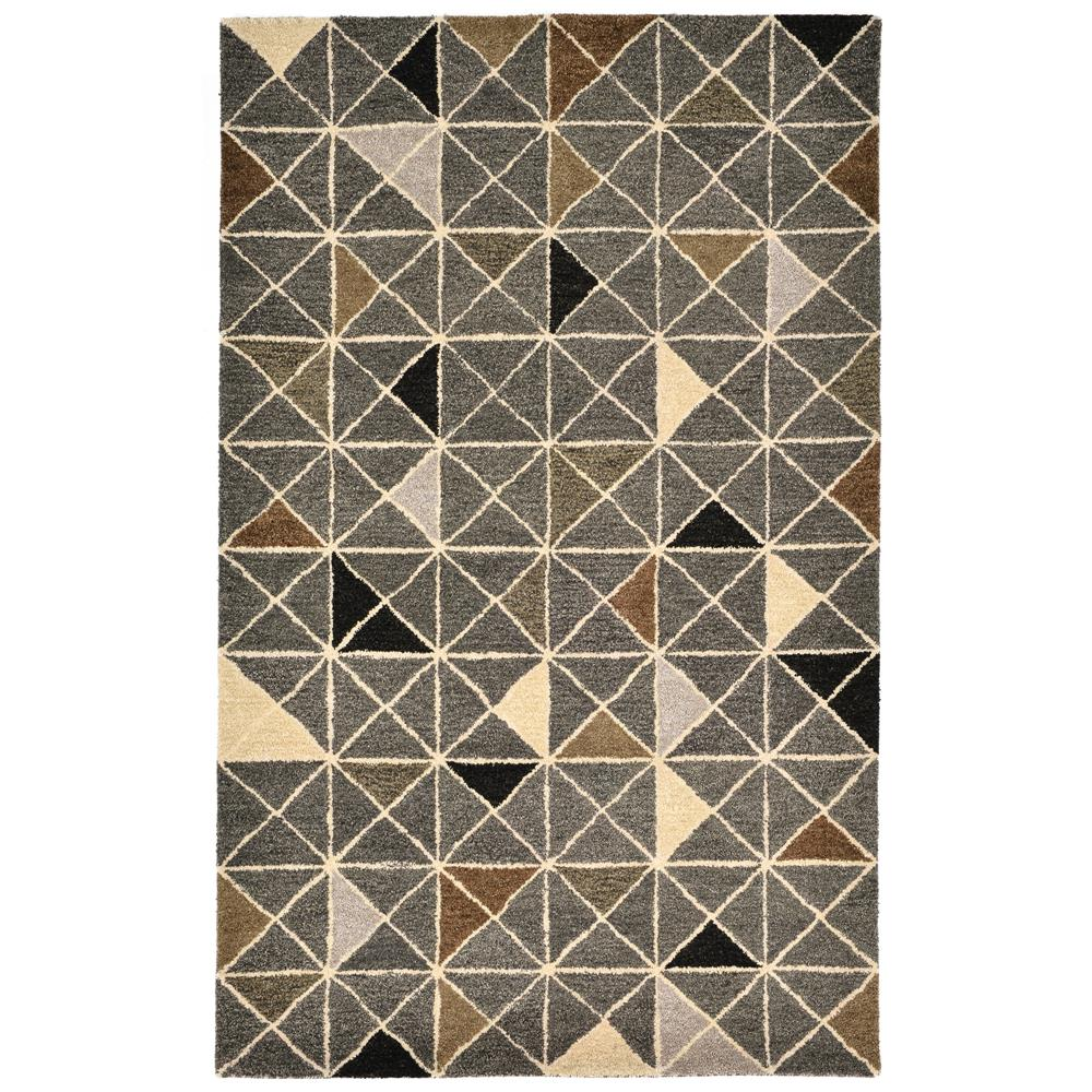 Liora Manne INC58944747 INCA TRIANGLE GREY Indoor Rug