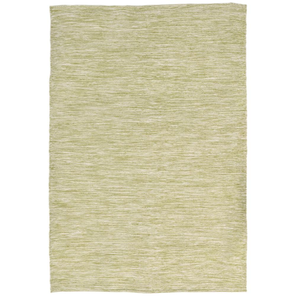 Liora Manne JVA46770106 JAVA LAMAR GREEN Indoor / Outdoor Rug