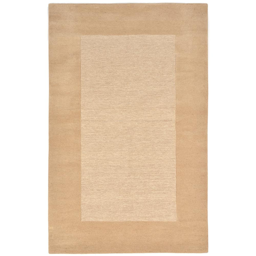 "Liora Manne MAD46130012 1300/12 Border Neutral - 42"" X 66"""