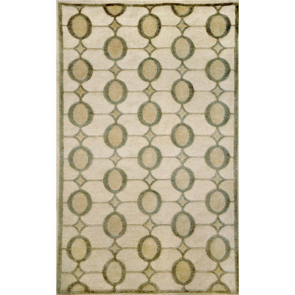 "Liora Manne PMO46762512 7625/12 Arabesque Neutral - 42"" X 66"""