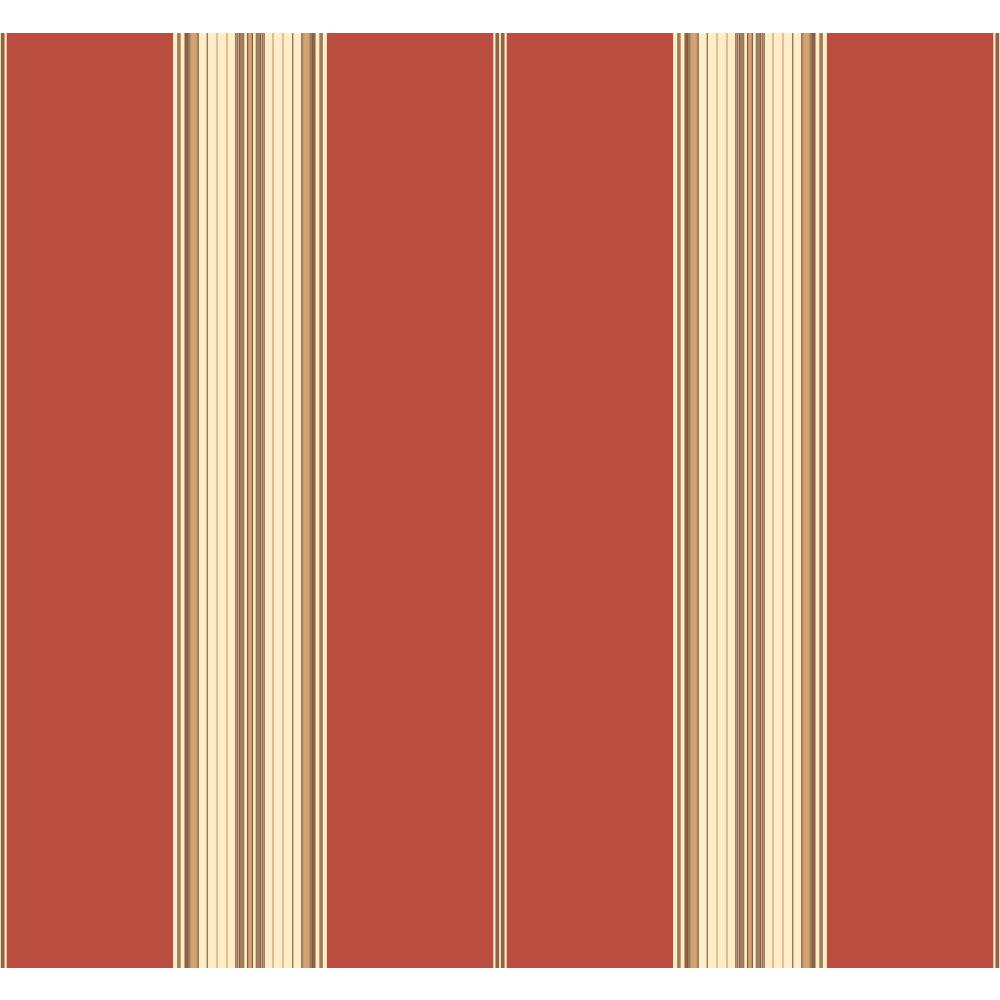 Waverly by York SV2653 Waverly Stripes Down The Lane Wallpaper