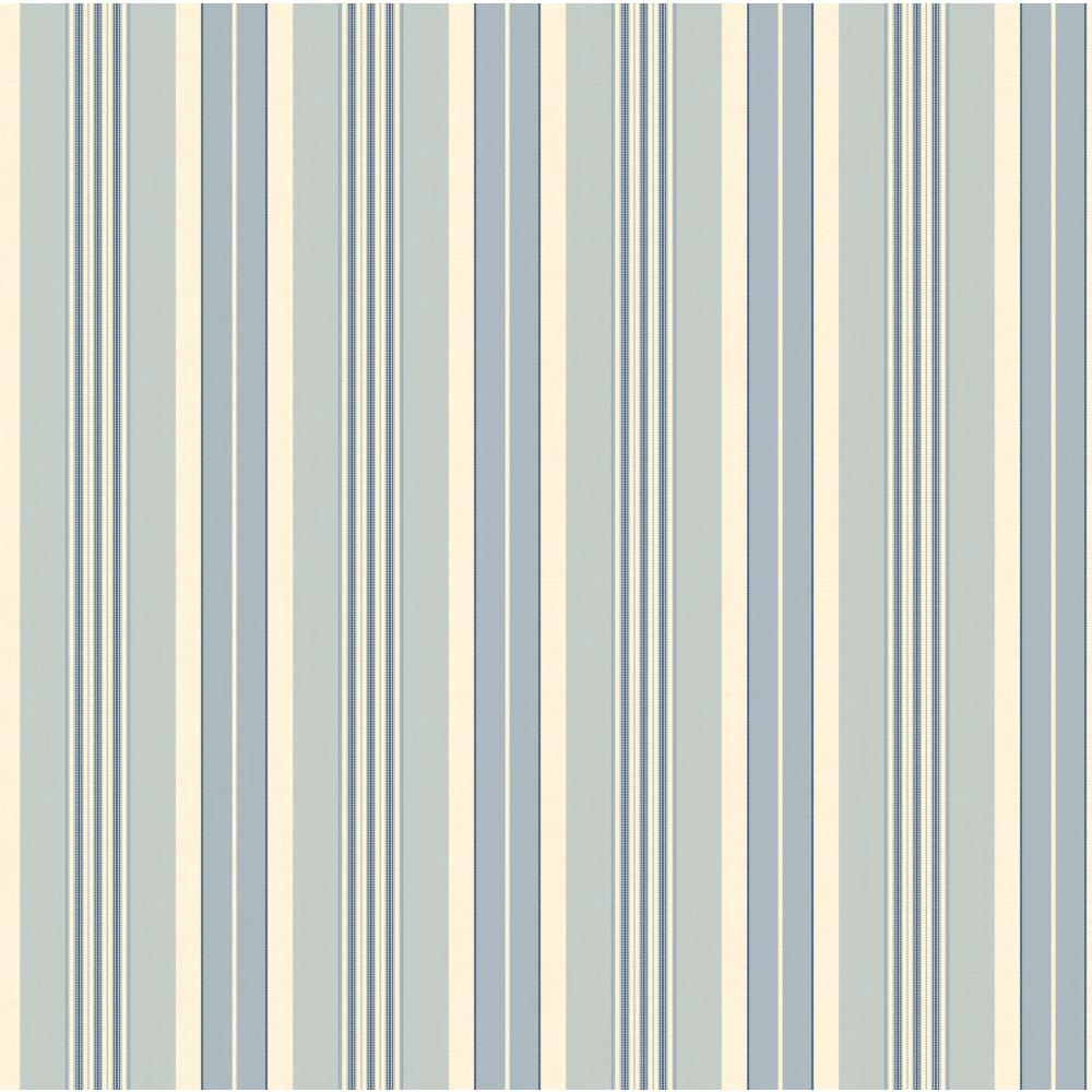 Waverly by York SV2670 Waverly Stripes Long Hill Wallpaper