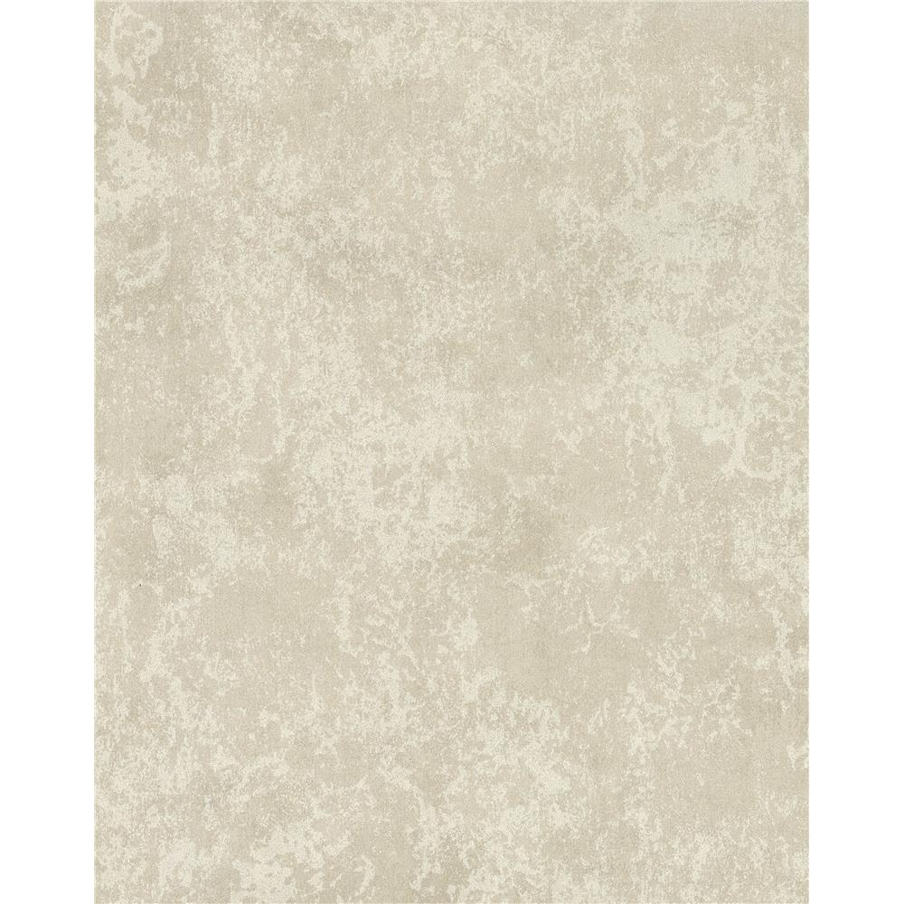 750 Home by York TN0007 Stucco Wallpaper - Pearl