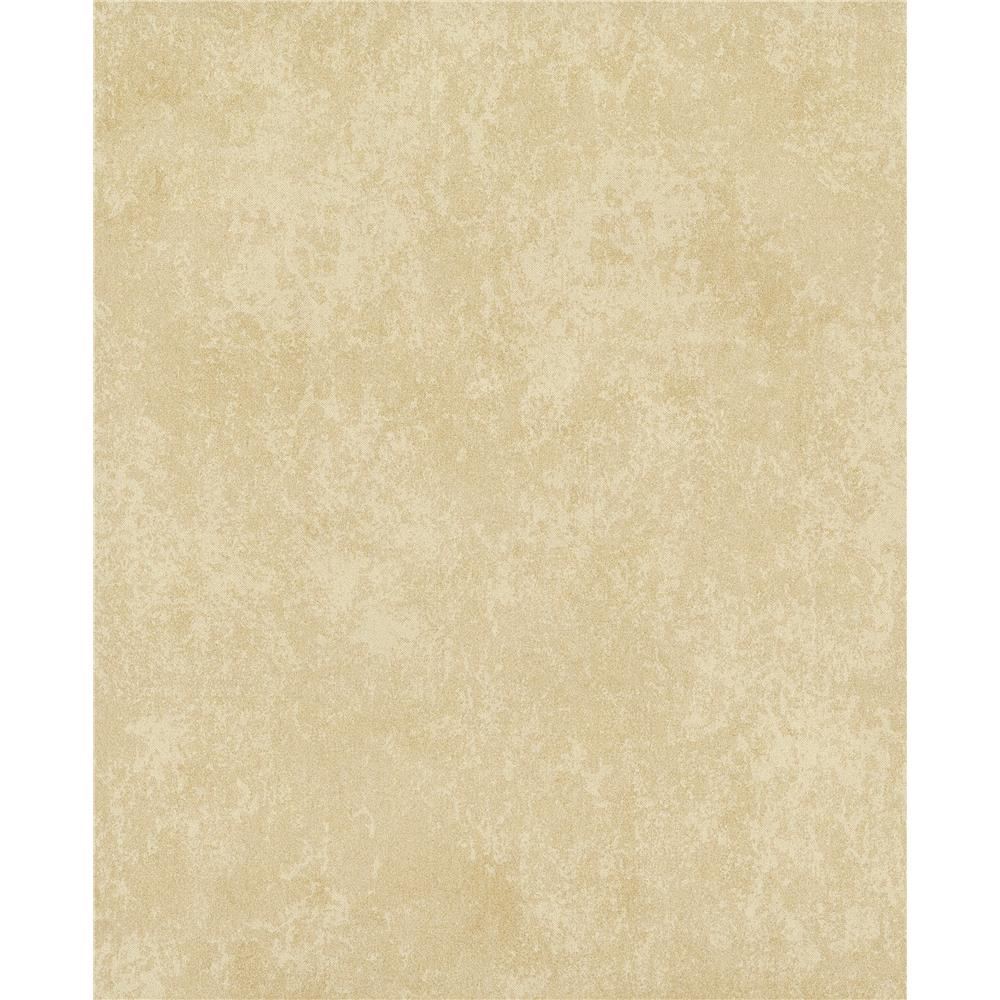 750 Home by York TN0010 Stucco Wallpaper - Gold
