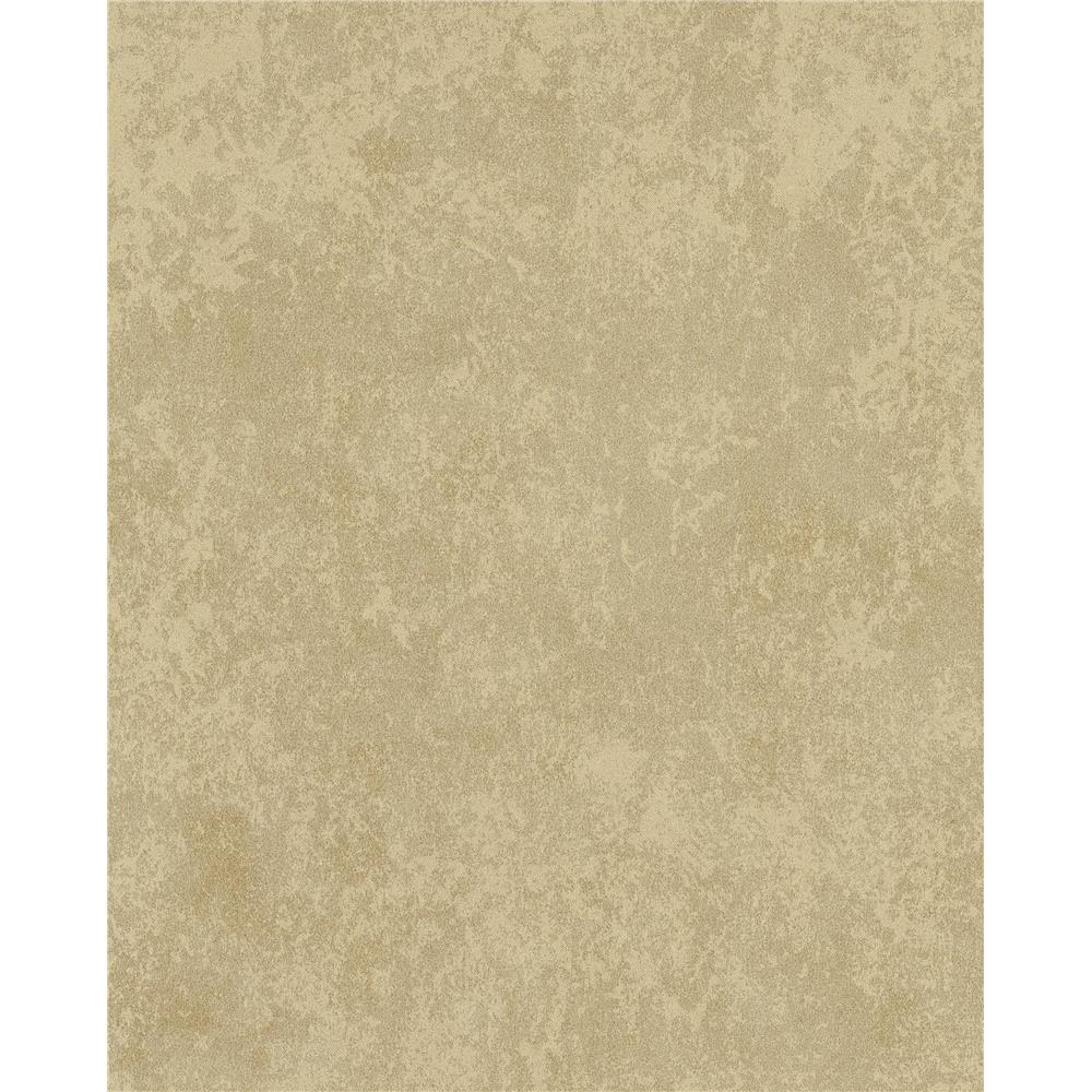 750 Home by York TN0011 Stucco Wallpaper - Brown