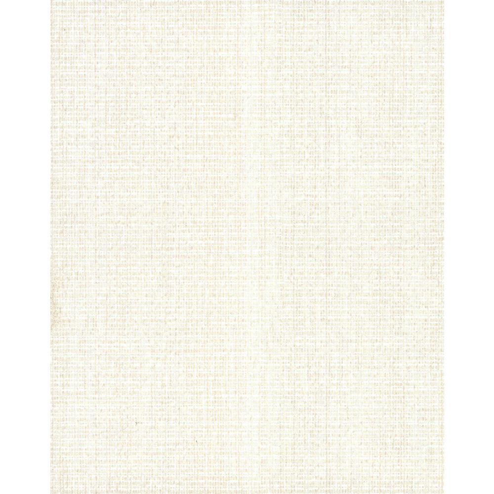 750 Home by York TN0032 Textural Linen Wallpaper - White
