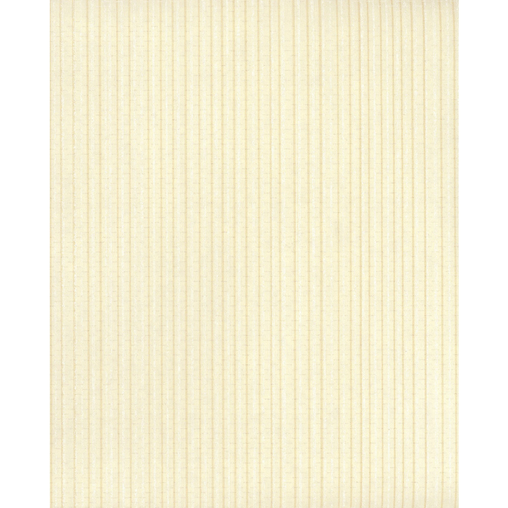 750 Home by York TN0046 Ticking Stripe Wallpaper - Yellow
