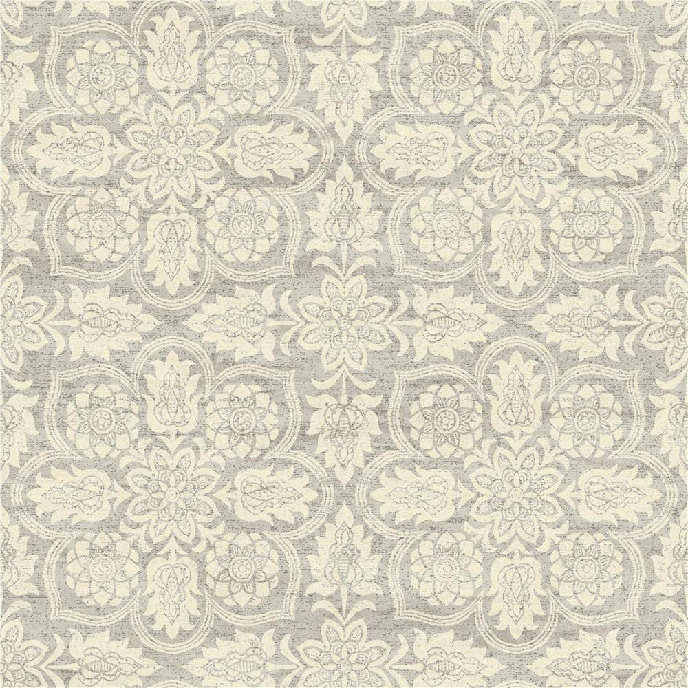 York WC7503 Waverly Classics II Curators Gem Removable Wallpaper in Browns/Beiges