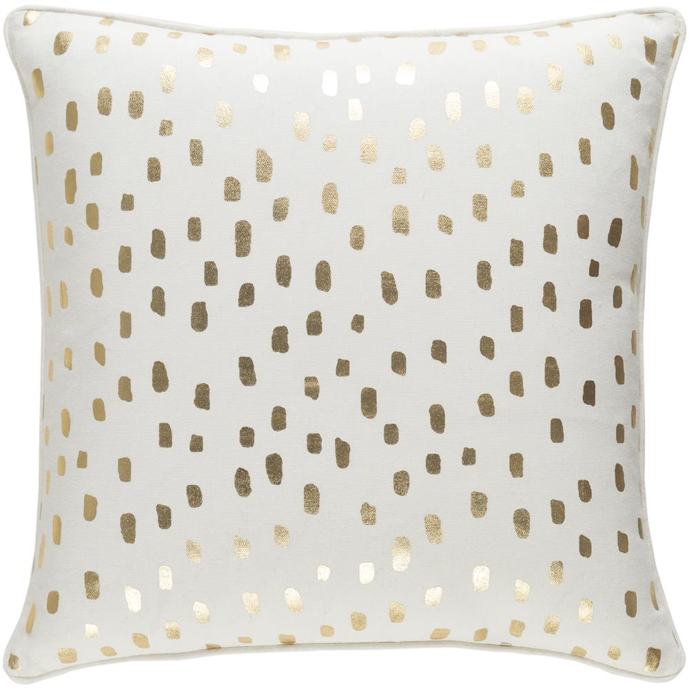 Artistic Weavers GLYP7075 Glyph Dalmatian Dot Pillow Cover 18