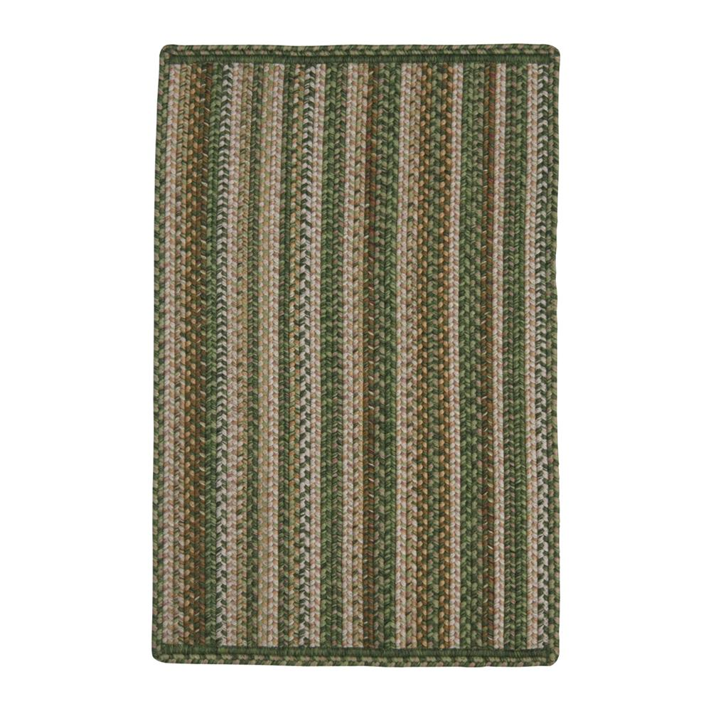 "Homespice Décor 341709 20"" x 30"" Mountain View Indoor/Outdoor Braided Mat"