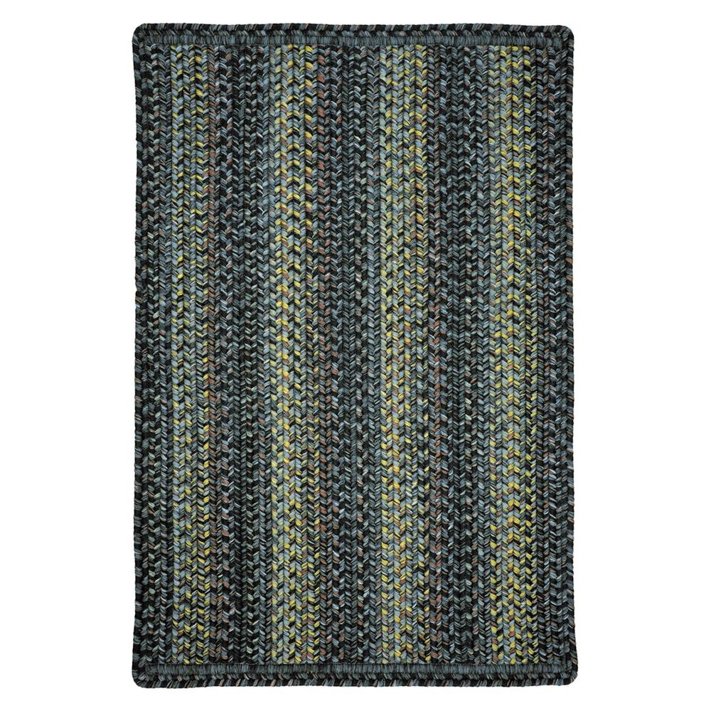 "Homespice Décor 341761 20"" x 30"" Dusky Indoor/Outdoor Braided Mat"