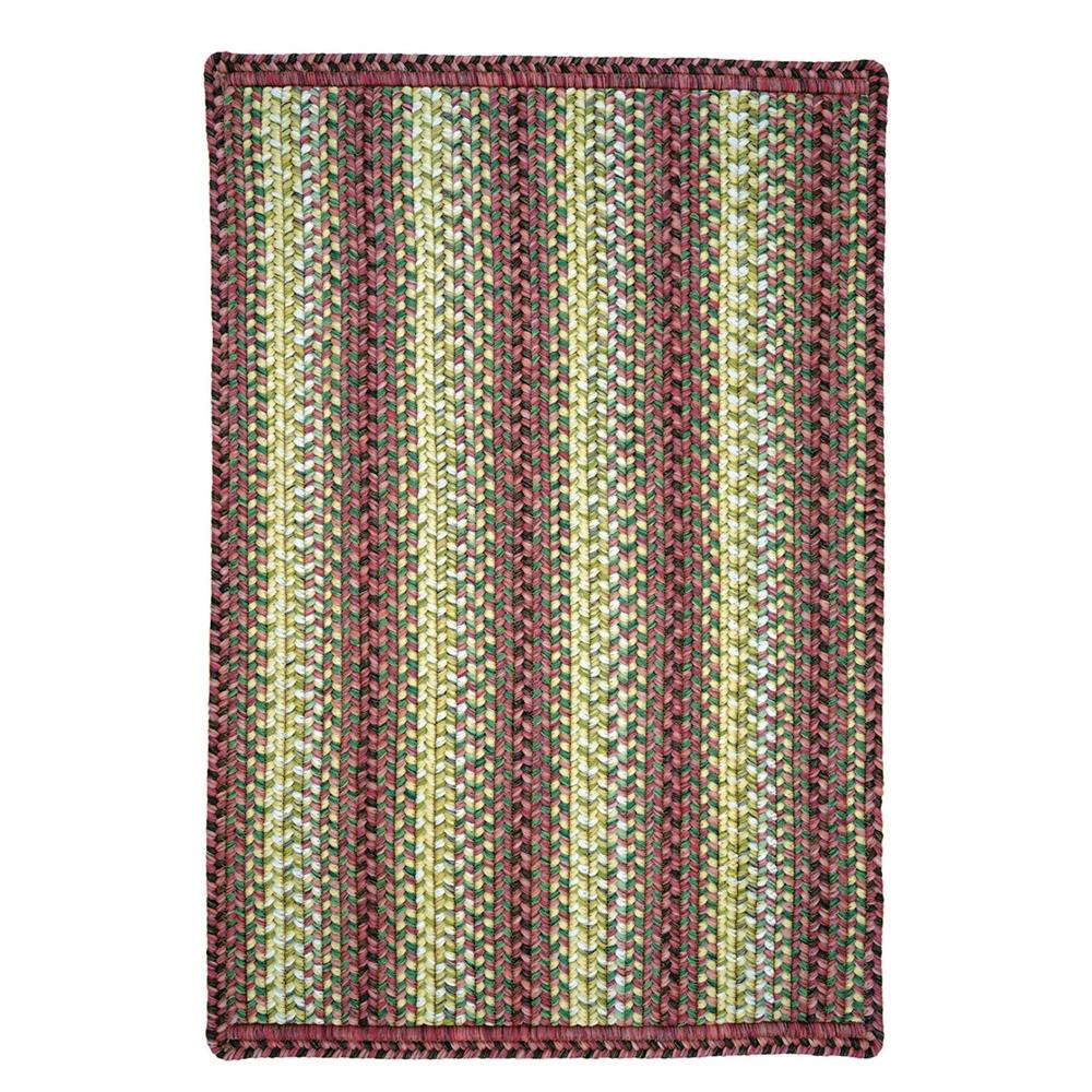 "Homespice Décor 341808 20"" x 30"" Madrid Indoor/Outdoor Braided Mat"
