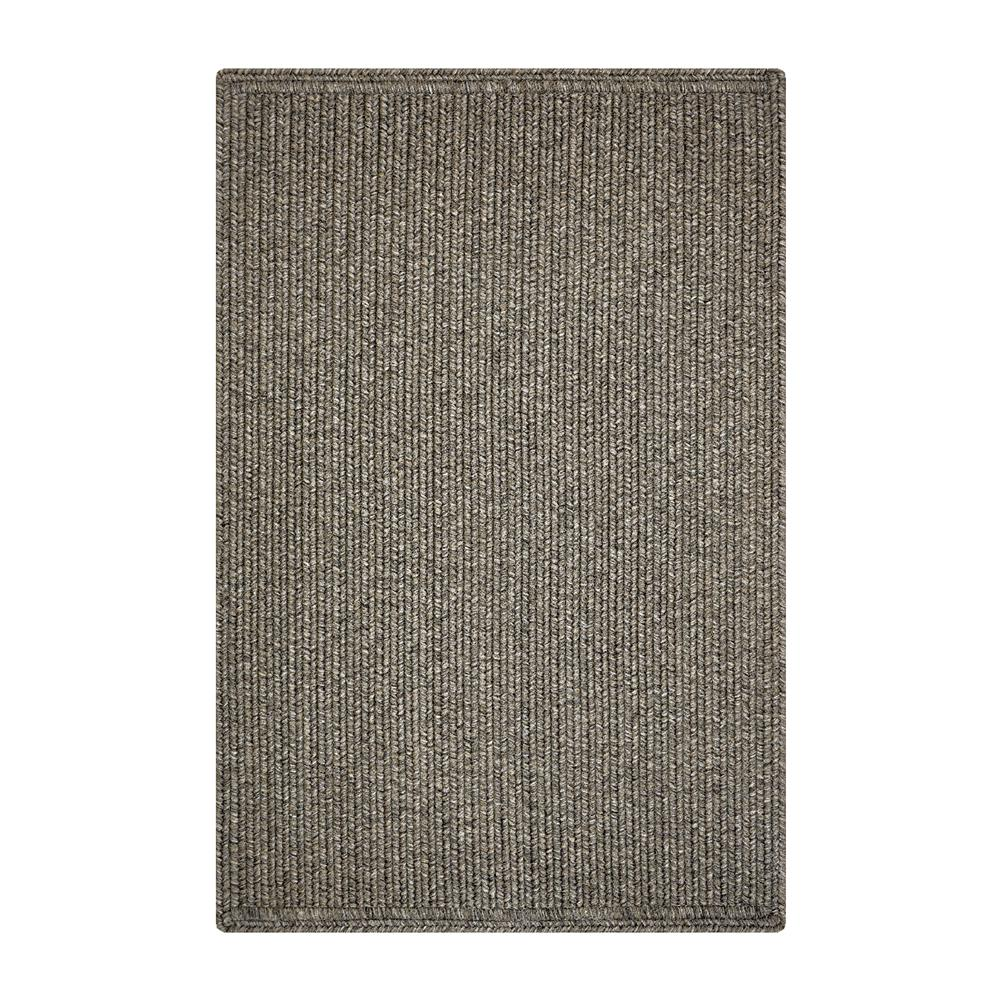 "Homespice Rugs 322920 20 x 30"" Ash Ultra Durable Braided Rug in Smoke & Grey"