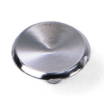 "Laurey 20326 1 3/4"" Knob - Modern - Chrome"
