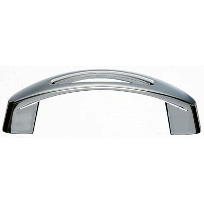 "Top Knobs M1771 Verona Pull 3"" (c-c) - Polished Chrome"