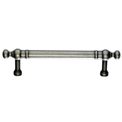 "Top Knobs M834-96 Somerset Weston Pull 3 3/4"" (c-c) - Pewter Antique"