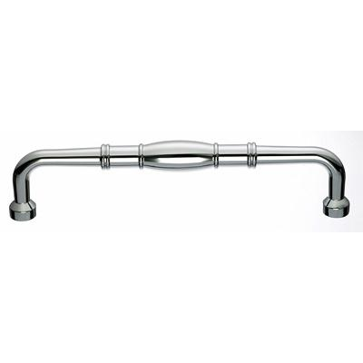 "Top Knobs M839-7 Normandy D-Pull 7"" (c-c) - Polished Chrome"