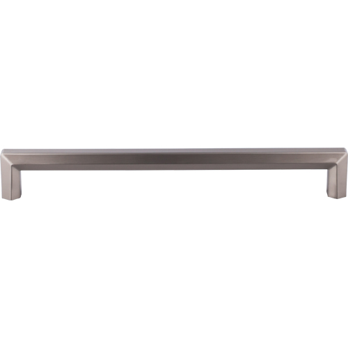 "Top Knobs TK798BSN Lydia Appliance Pull 12"" (c-c) - Brushed Satin Nickel"