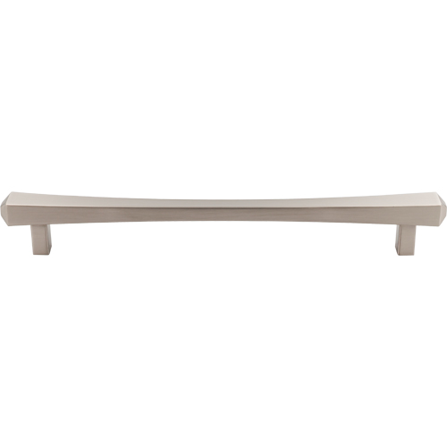 "Top Knobs TK818BSN Juliet Appliance Pull 12"" (c-c) - Brushed Satin Nickel"