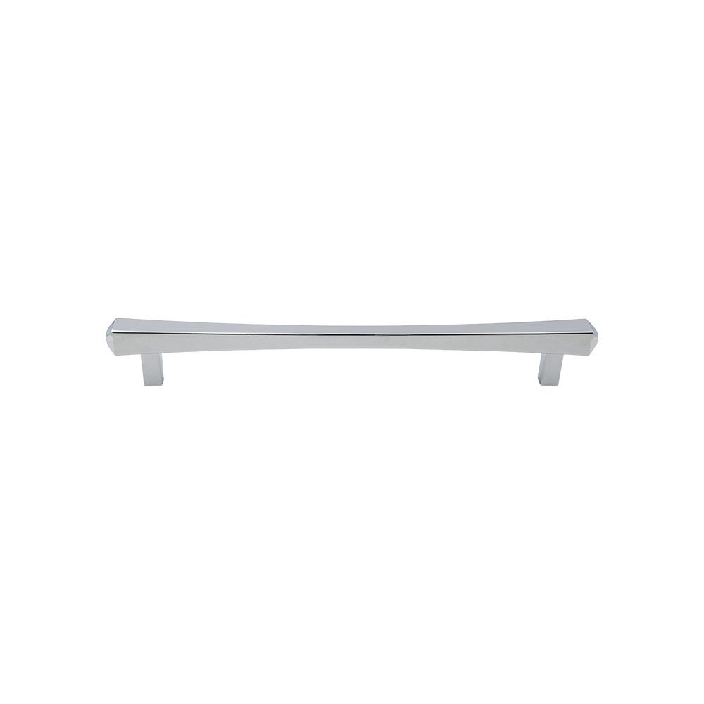 "Top Knobs TK818PC Juliet Appliance Pull 12"" (c-c) - Polished Chrome"