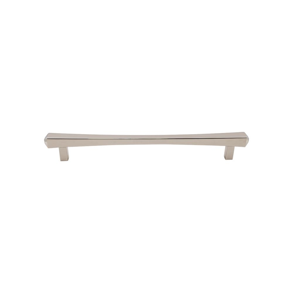 "Top Knobs TK818PN Juliet Appliance Pull 12"" (c-c) - Polished Nickel"
