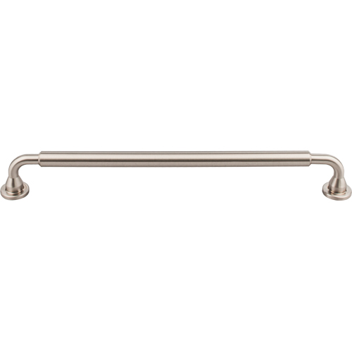 "Top Knobs TK828BSN Lily Appliance Pull 12"" (c-c) - Brushed Satin Nickel"