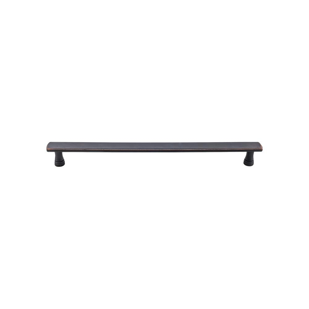 "Top Knobs TK858UM Kingsbridge Appliance Pull 12"" (c-c) - Umbrio"